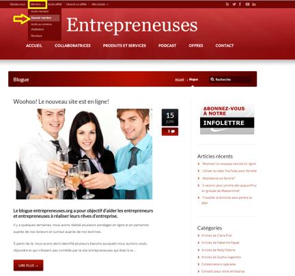 Page 1 membre entrepreneuses