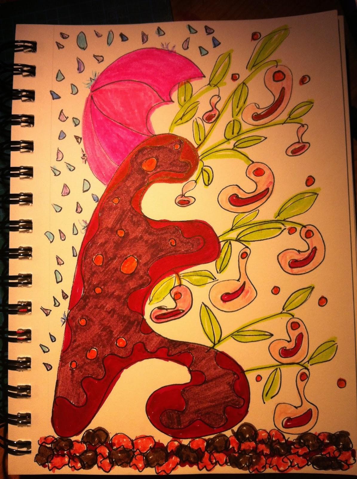 dessin de sophie