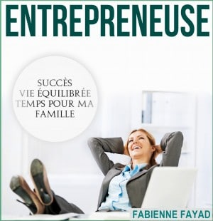 CD Page couverture entrepreneuse