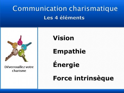 4 éléments Communication LMG